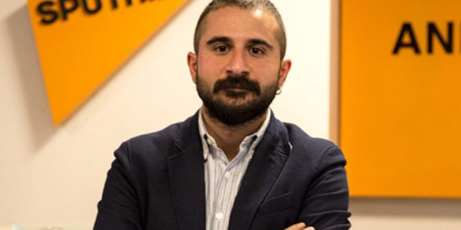 İşten çıkarmaların ardından Sputnik'ten Davutoğlu açıklaması