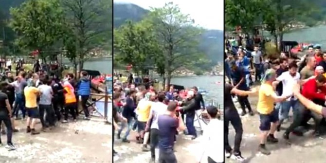 Trabzon'daki provokasyona başka rezaletle savunma