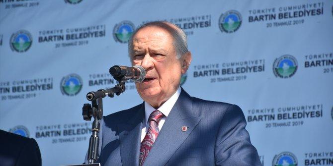 Türkkan'dan Bahçeli'ye 'sistem' tepkisi