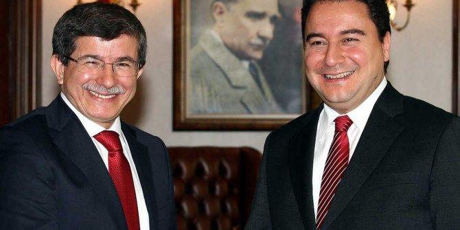 Davutoğlu ve Babacan beraberliğine finans engeli!