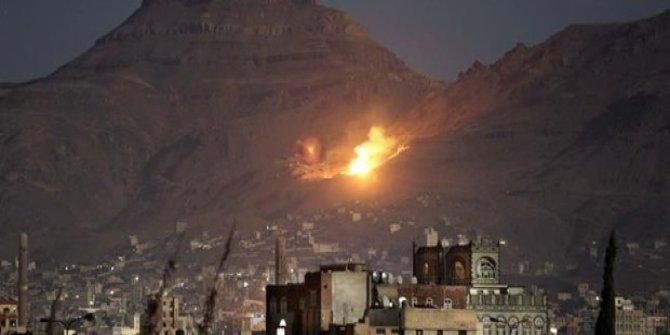 Yemen'e operasyon