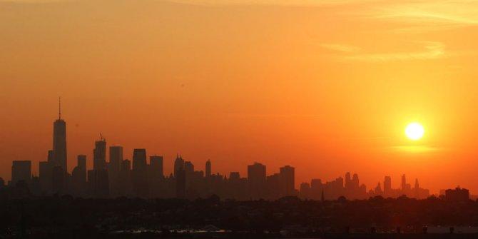 New York'ta aşırı sıcaktan acil durum ilanı