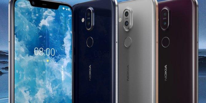 Nokia gelecek ay iki telefon daha çıkarıyor