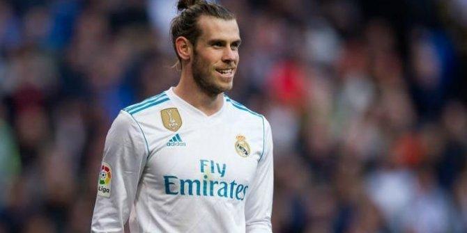 Gareth Bale, Real Madrid'den ayrılacak!