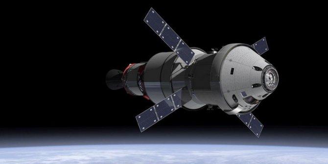 NASA'dan Orion kapsülü açıklaması
