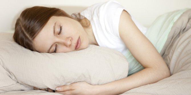 Kanser ve uykusuzluk arasında bağlantı var