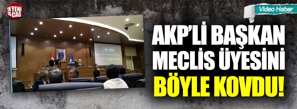 AKP'li Aktaş'tan Meclis üyelerine sert tepki