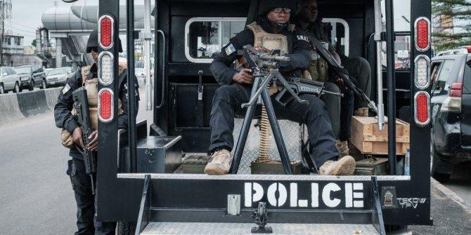 Nijerya'da 4 Türk için operasyon başladı