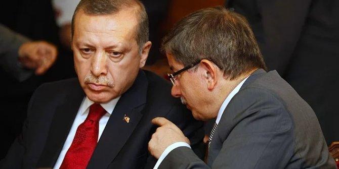 Davutoğlu'ndan Erdoğan'a suçlama