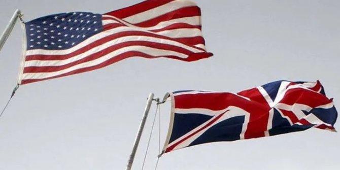 ABD ve İngiltere  korsanlık yapıyor!
