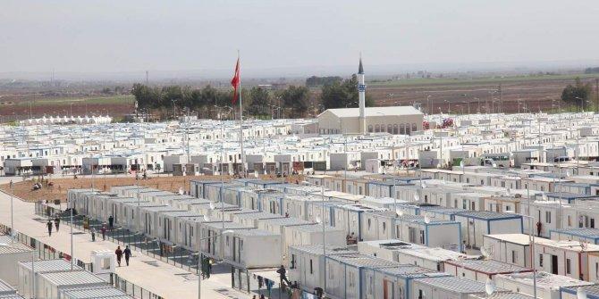 Suriyelilerin yaşadığı konteyner kent kapatılıyor
