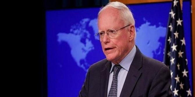 ABD Suriye Özel Temsilcisi Jeffrey Türkiye'de