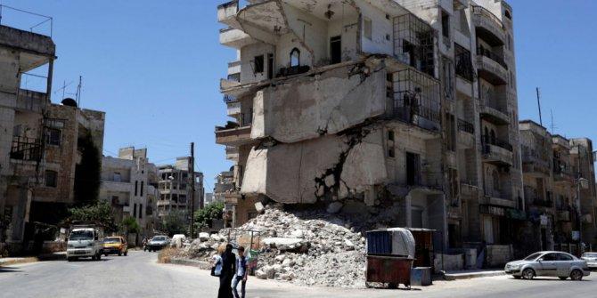 Rusya, İdlib'de pazar yerini vurduğu iddialarını yalanladı