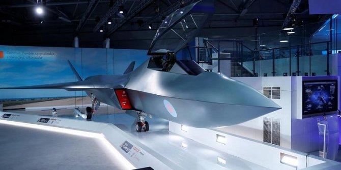 İngiltere, F-35'lere rakip Tempest savaş jetleri için İsveç ile el sıkıştı