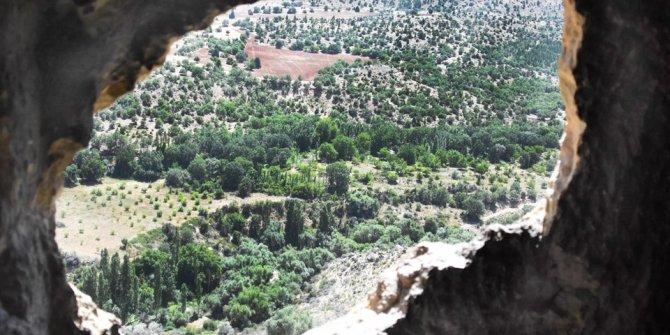 Bizans Dönemi'nden kalma 14 asırlık odalar