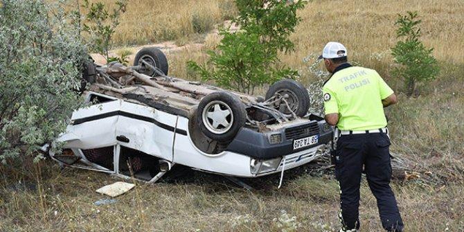 Sivas'ta korkunç kaza