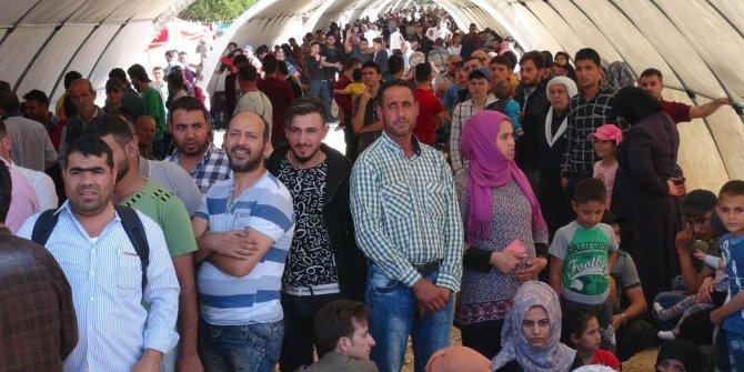 Valilik Suriyeli sığınmacılara tarih verdi