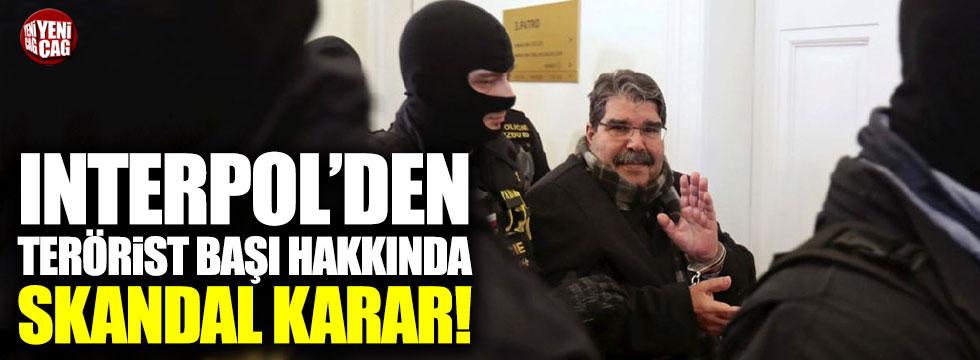 İnterpol'den terörist başı Salih Müslüm için flaş hamle!