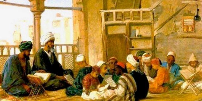 Osmanlıyı eğitim anlayışı geri bıraktı