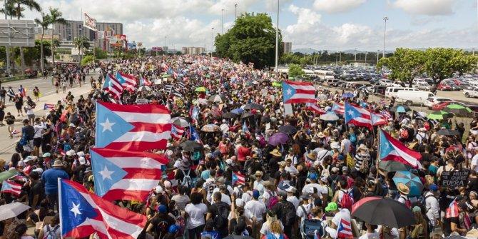 Porto Riko Valisi istifa etmemekte ısrarcı