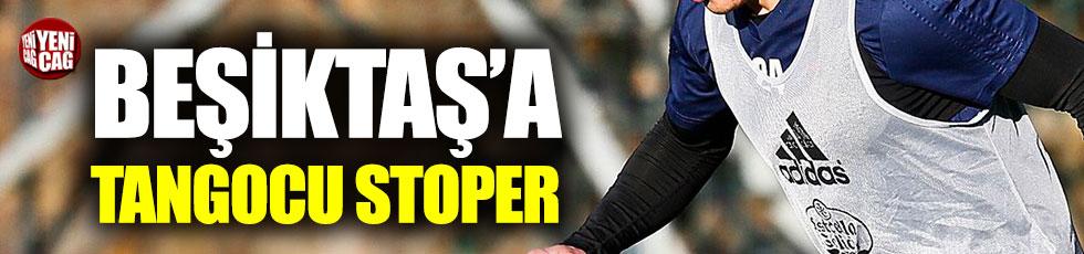 Beşiktaş'a Arjantinli stoper
