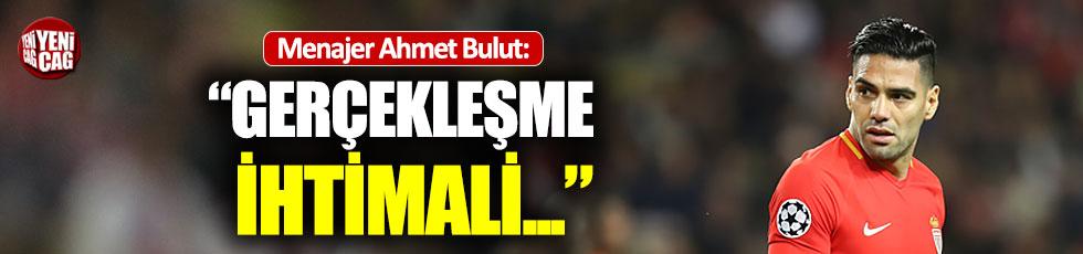 Menajer Ahmet Bulut'tan Falcao açıklaması
