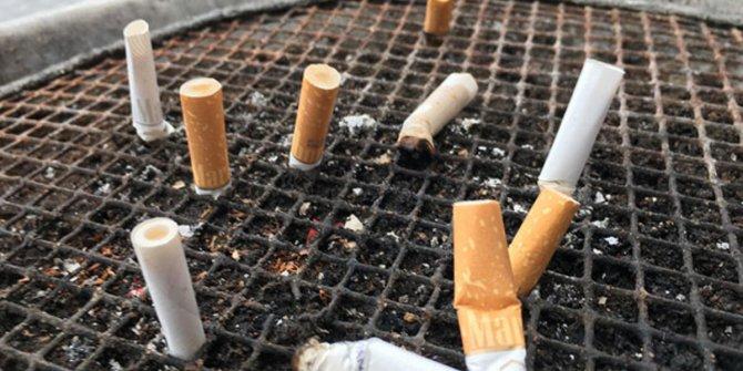 En yaygın zararlı atık: Sigara izmariti