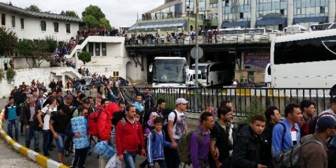 Suriyeliler eyleme mi hazırlanıyor?