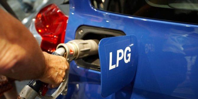 LPG'ye yeni zam