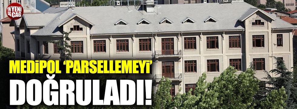 Medipol Üniversitesi'nden 'Ankara Garı' açıklaması!