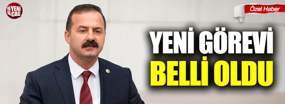 Yavuz Ağıralioğlu'nun İYİ Parti'deki yeni görevi belli oldu!