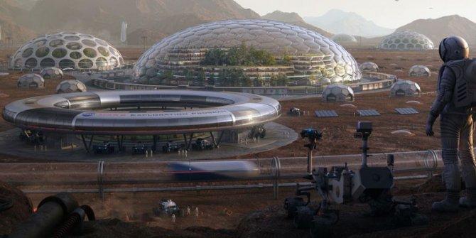 Mars'ın kolonileştirilmesi binlerce yıl alabilir