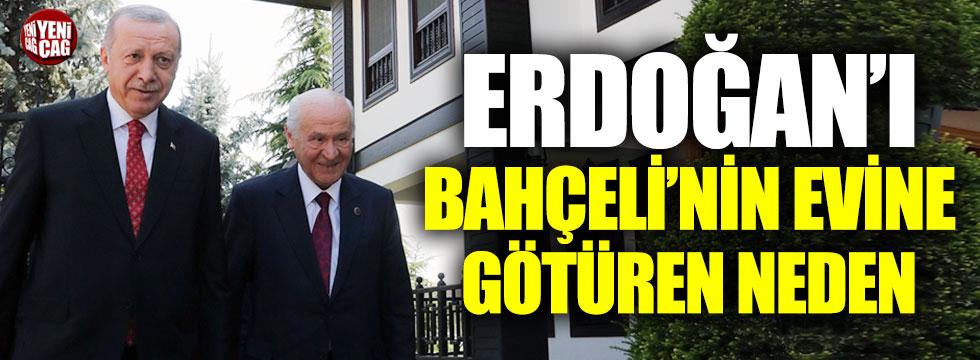 Erdoğan-Bahçeli görüşmesinde HDP detayı