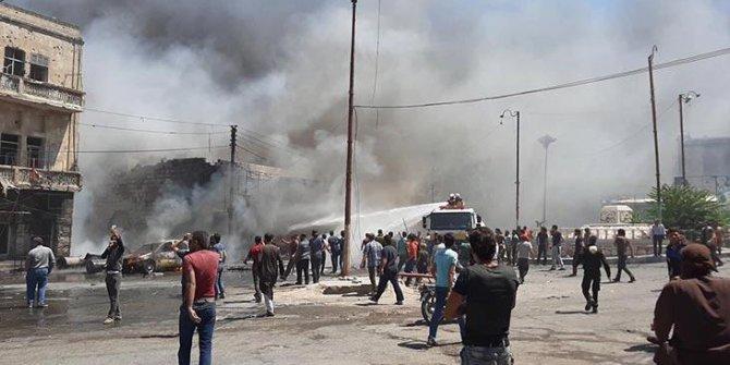 İdlib'de şartlı ateşkes ilan edildi