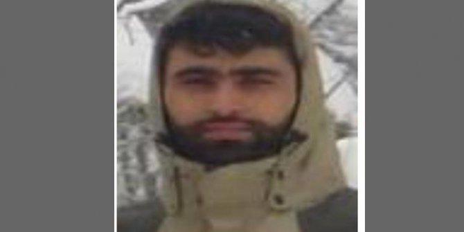 Gri listedeki terörist öldürüldü…