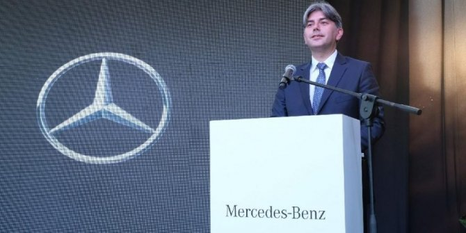 Mercedes'ten bir ilk