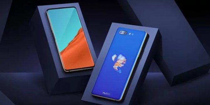 Nubia, çift ekranlı yeni telefonu Z20'yi duyurdu