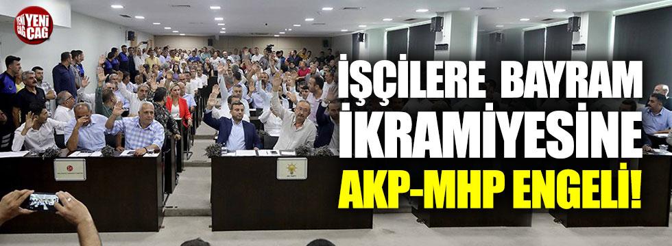 İşçi alacaklarının ödenmesine AKP ve MHP'den ret