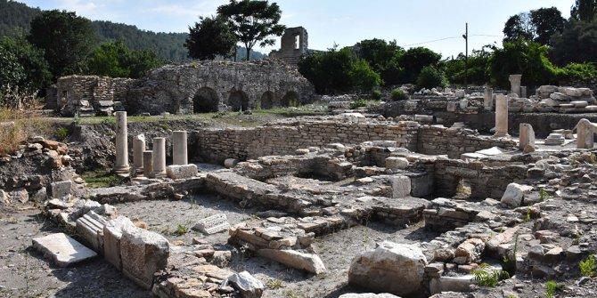 """""""Gladyatörler kenti""""ndeki kemikler tarihe ışık tutuyor"""
