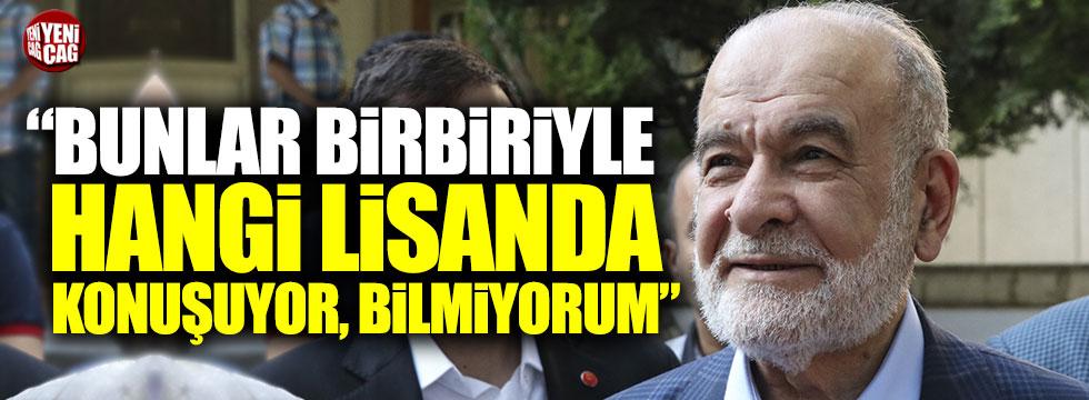 Temel Karamollaoğlu'ndan iktidara Suriye mesajı!