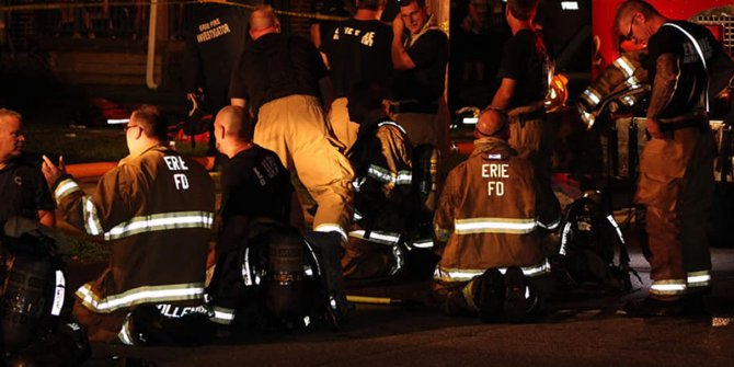 ABD'de yangın: 5 çocuk hayatını kaybetti