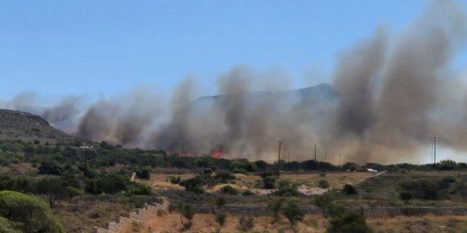3 gün önce başlayan orman yangını hâlâ söndürülemedi