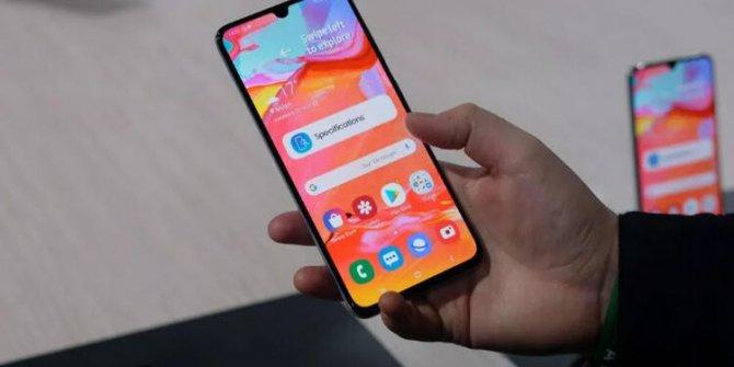 Samsung, yeni modeli Galaxy A10s'i duyurdu