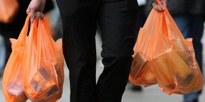 Almanya plastik poşetleri tamamen yasaklıyor