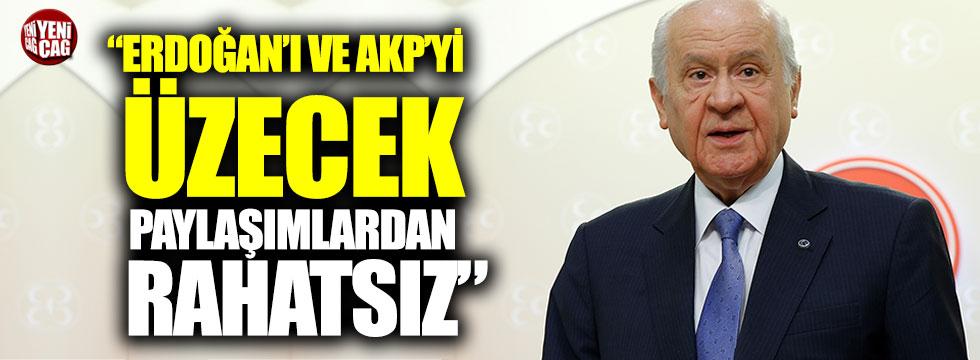"""MHP'li Enginyurt: """"Bahçeli, Erdoğan'ı üzecek paylaşımlar yapmamızdan rahatsız"""""""