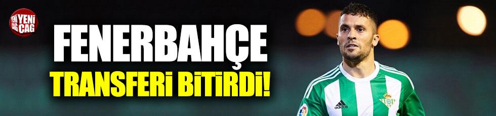 Fenerbahçe, Riza Durmisi'yle anlaştı!