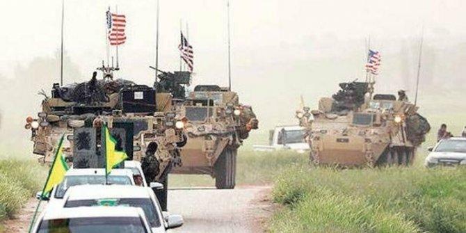 """PKK'lı üst düzey isimden itiraf: """"ABD kuryeliğimizi yapıyor"""""""