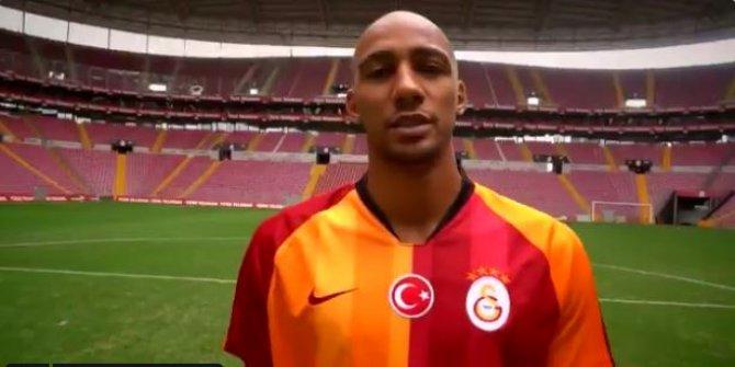 Nzonzi Galatasaray formasını giydi
