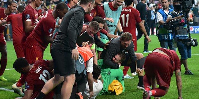 Liverpool Türkiye'yi UEFA'ya şikayet etti