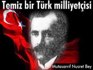 Temiz bir Türk milliyetçisi